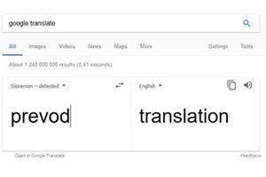 prevajalci